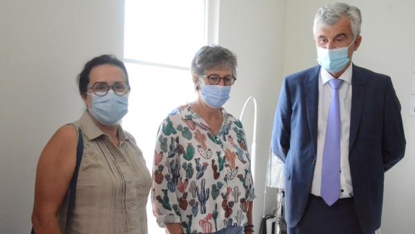 Après les médecins généralistes, le conseil départemental de Saône et Loire accompagne les spécialistes