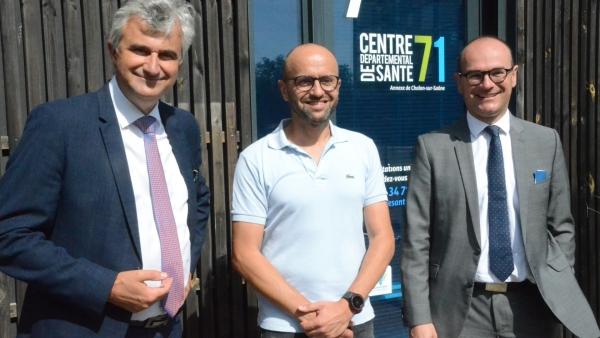 Un nouveau généraliste aux Près Saint Jean grâce au Centre de Santé du Conseil départemental