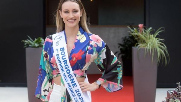 MISS BOURGOGNE : Présentation officielle des candidates au concours 2021