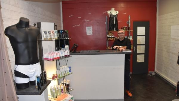 Nouveau commerce à Chalon-sur-Saône : Love is love la boutique coquine s'installe dans les rues piétonnes