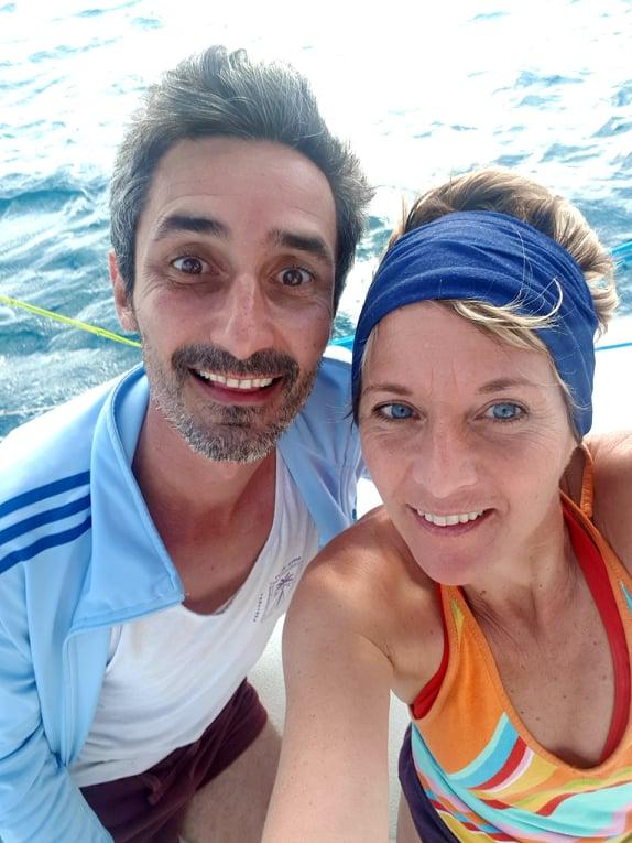 """La « Compagnie du Oui"""" ou deux clowns qui disent Oui à Mayotte"""