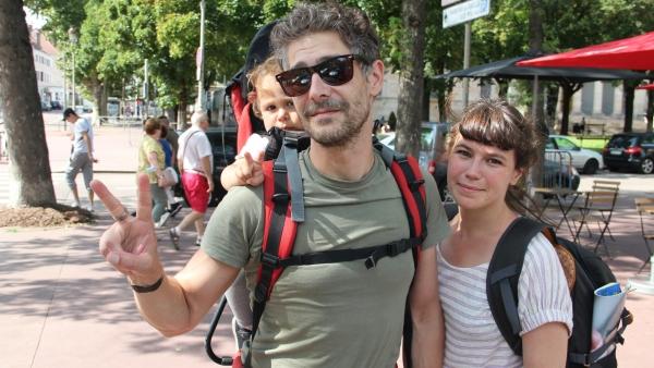 Chalon dans la Rue : ils ont fait le festival (1/2)