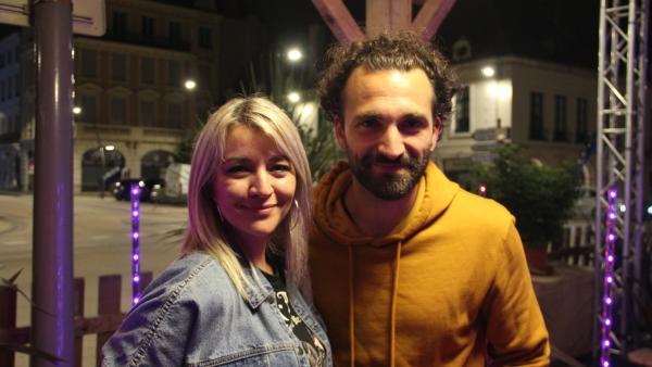 Un vif succès pour le duo Roxana Léa et Mathieu Gattuso aux Guinguettes