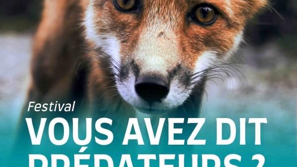 Vous avez dit Prédateurs ? Le seul festival en France qui leur est entièrement dédié : les 22, 23 et 24 octobre à Lons-le-Saunier