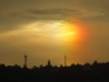Avez-vous aperçu le parhélie solaire ce vendredi soir ?