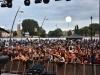 Devant 3200 personnes, le trio LEJ enflamme le Port Villiers de Chalon-sur-Saône