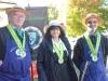 FOIRE AUX PLANTES LA FERTE - Des milliers de visiteurs aux anges pour cette première journée
