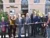Inauguration suite à la rénovation de l'Espace Santé Prévention à Chalon-sur-Saône