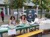 Le 7ème forum des associations de Saint Rémy en plein air place de la mairie.