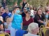 Fête de la vigne: Le public a répondu présent cet après-midi pour le spectacle de magie,