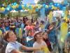 Une marée bleue s'est déversée sur Givry ce dimanche!