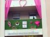 La ville de Givry se pare de rose, à l'occasion du lancement d'octobre rose
