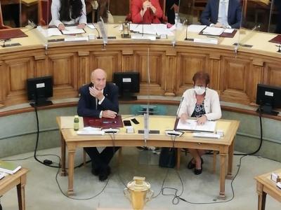 André Accary plébiscité Président du Conseil départemental de Saône et Loire
