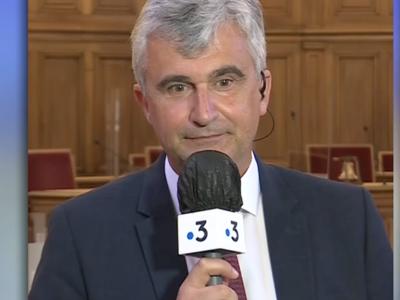 """""""Les bonnes nouvelles arrivent"""" pour André Accary, Président du Conseil départemental de Saône et Loire"""