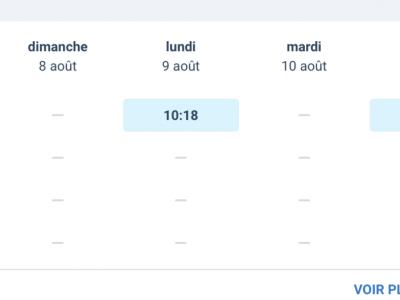 COVID19 - Des créneaux disponibles dès lundi matin  à Chalon, Montceau, Chagny, Epinac...