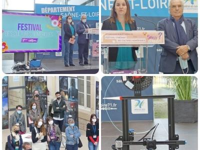 C'est parti pour le 3ème festival des cultures numériques Sans décoder ?!