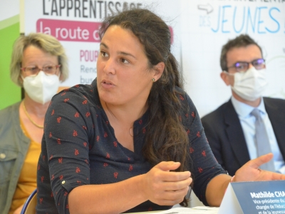RENTREE 2021 - Le Conseil Départemental réaffirme ses engagements auprès de la jeunesse de Saône et Loire