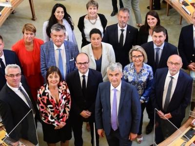 SAONE ET LOIRE - Découvrez les 15 vice-présidents du Conseil Départemental