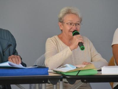 Françoise Vallée réélue à la présidence départementale des Restos du Cœur