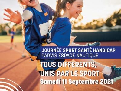 Chalon-sur-Saône : Venez nombreux à la journée Sport Santé Handicap le samedi 11 septembre