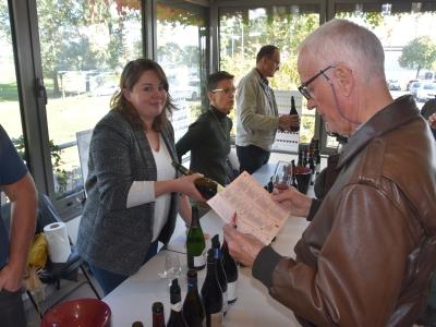 Maison des vins : Dégustation de la nouvelle carte