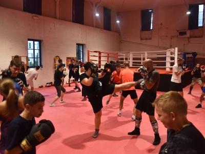 Club Wallaby 71 à Chalon-sur-Saône : Et si vous aussi vous veniez pratiquer la boxe française ?