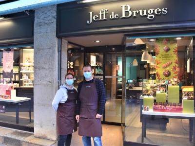 Un Noël chez Jeff de Bruges : le chocolatier devenu cacaoculteur !