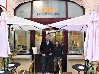 'Le Bon Moment' à Chalon sur Saône : Formule brunch, ou goûter gourmand… un salon de thé à part !
