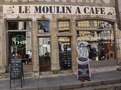 Le Moulin à café: Paradis des cafés et des thés, place St Vincent