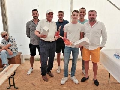 Avec 75 joueurs la coupe Aubade Comptoir des Fers bat le record de participation de la saison