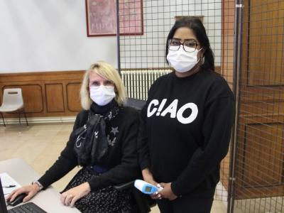 Le centre de vaccination anti-covid du Chalonnais déménage Rue de la Banque