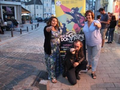 Annonce de la programmation de LaPéniche au Rock n'Art Café