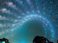 EN IMAGES - Le merveilleux spectacle de la Voie lactée pendant la nuit