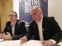 SENATORIALES - Arnaud Sanvert, candidat du Rassemblement National aux élections sénatoriales.