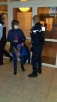 Pour s'assurer d'un conseil municipal à huis clos, la municipalité de Lux a fait intervenir la gendarmerie