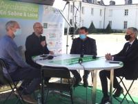 Une nouvelle émission pour tout savoir sur l'actualité de l'agriculture en Saône-et-Loire