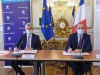 L'État et le Département de Saône et Loire  signent l'accord de relance pour l'économie