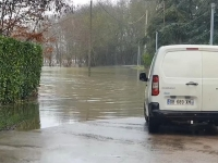 La circulation sur la route de la roseraie est interdite dans les deux sens entre Chalon sur Saône et Châtenoy en Bresse