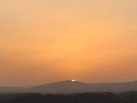 Le Mont Avril a pris  une fière allure ce mercredi soir