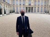 L'agglomération de Chalon sur Saône a reçu les honneurs de l'Elysée