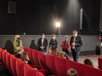 REGIONALES - En Saône et Loire,  Marie-Guite Dufay a présenté ses engagements en faveur d'«une ruralité vivante et innovante»