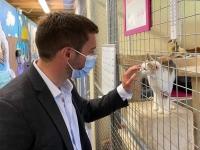 REGIONALES -  Julien Odoul veut interdire l'abattage sans étourdissement pour les viandes consommées dans les lycées