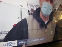 POLLUTION AUX INFRASONS - C'était au 12/45 de M6 ce lundi ...