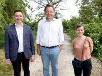REGIONALES - Bastien Faudot (Le Temps des Cerises) bat la campagne