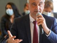 DEPARTEMENTALES - André Accary annonce la création d'un service départemental dédié aux associations