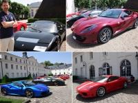 Les Ferrari se donnent rendez-vous au Creusot