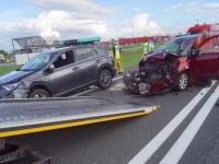 4 blessées dans un accident impliquant 4 voitures