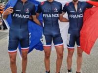 Belle prestation des Dijonnais d'AM Sports Dijon aux Championnats d'Europe Roller de vitesse