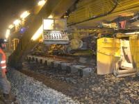SNCF Réseau mène un «chantier colossal» sur la ligne à grande vitesse Paris-Lyon