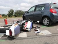 Le motard est décédé peu après son admission au C.H.U de Dijon.